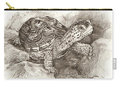 Diamondback Terrapin Carry-all Pouch