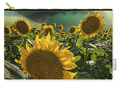 Carry-all Pouch featuring the photograph Disarray  by Aaron J Groen
