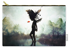 Imagination Digital Art Carry-All Pouches