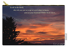 Do Not Worry Carry-all Pouch