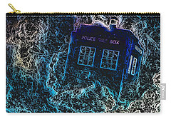 Doctor Who Tardis 3 Carry-all Pouch