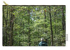 Donna At Heron Pond Carry-all Pouch