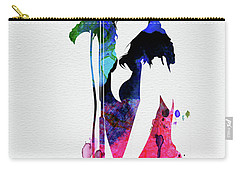 Donna Watercolor Carry-all Pouch