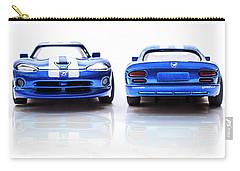 Automotive Art Carry-all Pouches