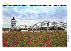 Doubling Point Lighthouse In Maine Carry-all Pouch