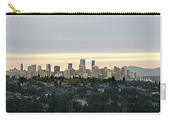 Downtown Sunset Carry-all Pouch