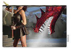 Dragon Breath Carry-all Pouch