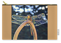 Dragonfly In The Sun  Carry-all Pouch