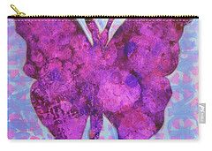 Dream Butterfly Carry-all Pouch