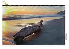 Drift Wood At Sunset II Carry-all Pouch