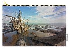 Drift Wood Beach Carry-all Pouch