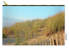 Carry-all Pouch featuring the photograph Dune 'tude by Jamart Photography