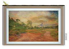 Dusk In The Hills Carry-all Pouch