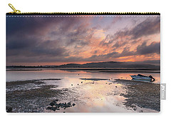 Dusky Pink Sunrise Bay Waterscape Carry-all Pouch
