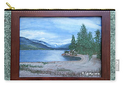 Dutch Harbour, Kootenay Lake Carry-all Pouch