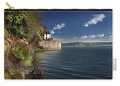 Dylan Thomas Boathouse 6 Carry-all Pouch