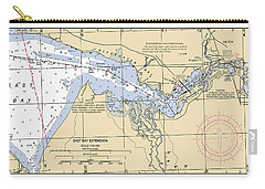 East Bay Extension Noaa Chart 11385_5 Carry-all Pouch
