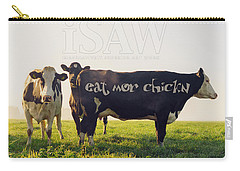 Eat Mor Chickn Carry-all Pouch