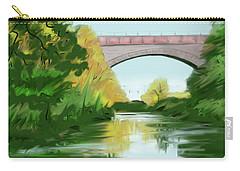 Echo Bridge Carry-all Pouch