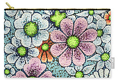Efflorescent 1 Carry-all Pouch