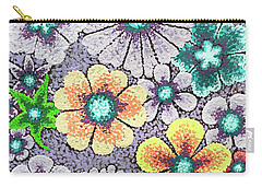 Efflorescent 11 Carry-all Pouch