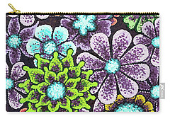 Efflorescent 12 Carry-all Pouch