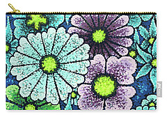 Efflorescent 2 Carry-all Pouch