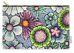 Efflorescent 8 Carry-all Pouch