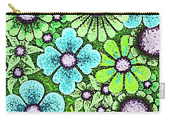 Efflorescent 9 Carry-all Pouch