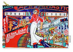 Elton John Pinball Wizard Carry-all Pouch