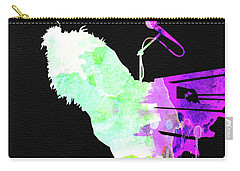 Elton Watercolor II Carry-all Pouch