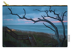 Emerald Isle Obx - Blue Hour - North Carolina Summer Beach Carry-all Pouch