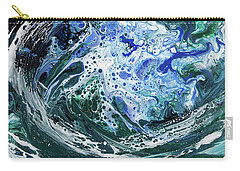 Enchanted Wave Carry-all Pouch