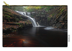 Carry-all Pouch featuring the photograph Enders Elegance by Bill Wakeley