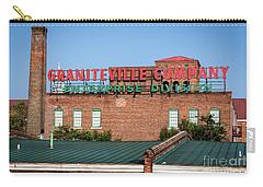 Enterprise Mill - Graniteville Company - Augusta Ga 2 Carry-all Pouch
