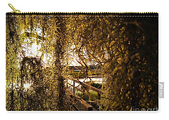 Carry-all Pouch featuring the photograph Entry by Robert Knight
