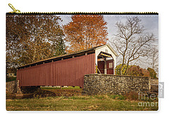 Erb's Covered Bridge II Carry-all Pouch