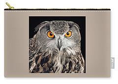 Eurasian Eagle Owl Carry-all Pouch