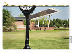 Evans Towne Center Park Clock - Columbia County Ga Carry-all Pouch