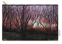 Evening Glow -ii Carry-all Pouch