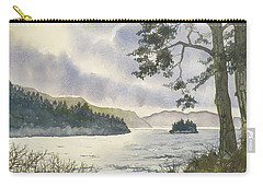 Evening On Derwentwater Carry-all Pouch