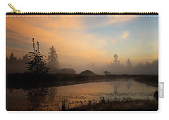 Carry-all Pouch featuring the photograph Everyday Is A Gift - Hope Valley Art by Jordan Blackstone