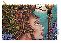 Exalted Beauty Athena Carry-all Pouch