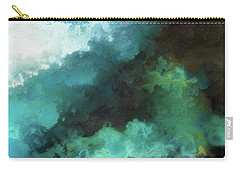 Carry-all Pouch featuring the painting Exodus 14 14. The Lord Shall Fight For You by Mark Lawrence