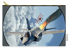 F-35 Vs The Red Baron Carry-all Pouch