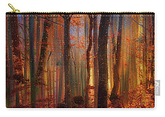 Carry-all Pouch featuring the digital art Fairy Tales by Edmund Nagele