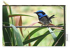 Fairy-wren 1 Carry-all Pouch