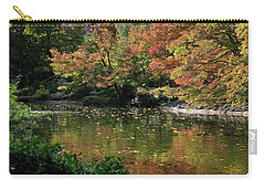 Fall At The Japanese Garden Carry-all Pouch
