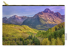 Fall Color In The San Juan Mountains Carry-all Pouch