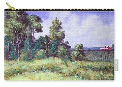 Farm Country Sketch Carry-all Pouch